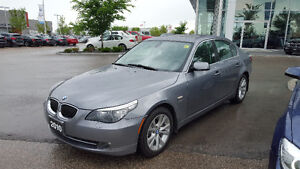 2010 BMW 5-Series 535i xDrive Sedan