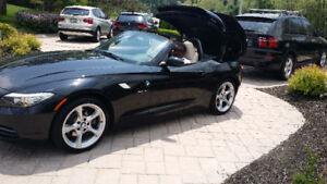 2011 BMW Z4 2 door cabriolet s3.0 Convertible