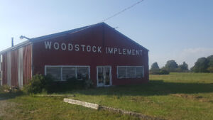 INDUSTRIAL BUILDING FOR LEASE IN CITY OF WOODSTOCK