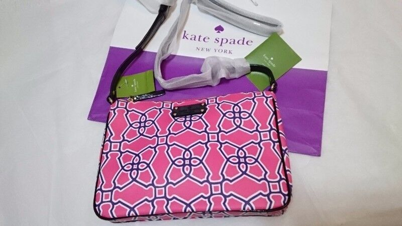 KATE SPADE NEW YORK CHRISSY MOROCCAN MARKET CROSS BODY BAG
