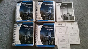 4th class power engineering text books