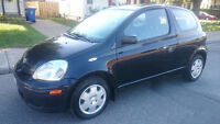 2004 Toyota Echo 1.5 Hatchback 209000KM EXCILLENT MECHANIC CLEAN