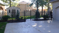 Custom Gates, Fencing and Railings