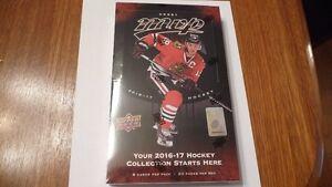 Wax Box of 2016 MVP Hockey