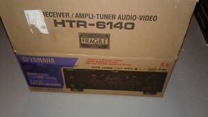 YAMAHA 5.1 Channel Audio Receiver-Complete with Manual & Remote
