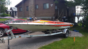 NEED GONE BY AUGUST LONG WEEKEND 19' WITCHCRAFT WITH 175 MERC