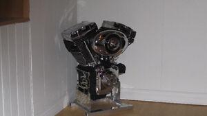 moteur pour FLH