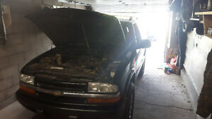 05 blazer 2 door PARTS!! Last call