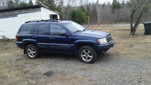 2003 Jeep Grand Cherokee for parts