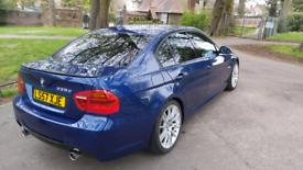 BMW E90 335D MSPORT LE MANS BLUE