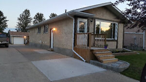 Cozy updated home for rent (Edson, AB)