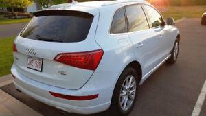 2012 Audi Q5 Best priced Q5 in Atlantic Canada, check around.