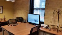 ++ Liberty Village Office Space ++ Brick & Beam ++