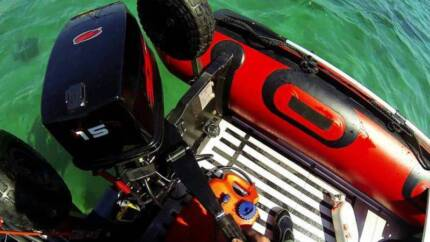 New Four Stroke Portable Outboards on sale North Ward Townsville City Preview
