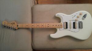 Fender Strat Arctic White