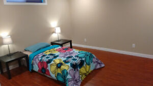 Room rental, short/long-term, downtown,NAIT.