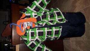 Carter's snowsuit 2t