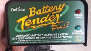 Battery Tender Plus, 1.25A Charger/Maintainer, never used