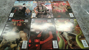 North 40, comic book series (awesome horror story)
