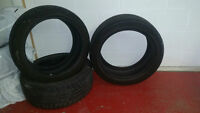 USED 215 45R17 TIRES***CASH ONLY***