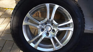 4 Toyota Tires and Rims For Sale