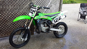 KX 85 2014 for sale