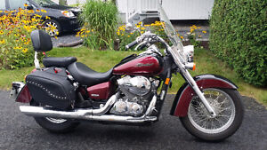 Honda Shadow VT750 Aero 2004