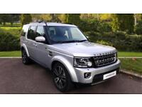 2015 Land Rover Discovery 3.0 SDV6 HSE Luxury 5dr - Slid Automatic Diesel 4x4