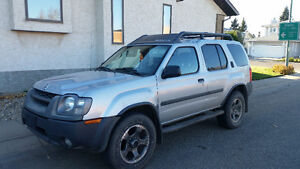 Supper charged Nissan Xterra