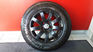 VW Rims with tires