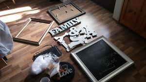 Panopli d'accessoires pour photographe ou déco intérieure