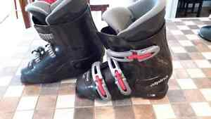 Bottes de ski junior gr 4