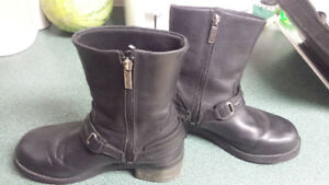 Harley Davidson ladies riding boots
