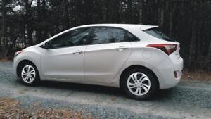 2013 Hyundai Elantra GL Hatchback