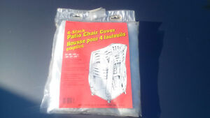 STACKING CHAIR COVERS Cambridge Kitchener Area image 1
