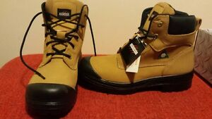 Brand new Aggressor Work Boots