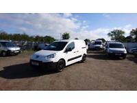 Peugeot Partner 1.6HDi ( 75 ) 625 L1 Professional, 3 seats, Fully loaded, SLD