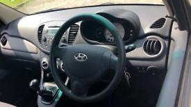 2008 Hyundai i10 1.1 Classic 5dr Manual Petrol Hatchback