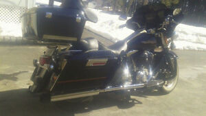 harley road king fhlri efi echange -trade