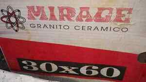 MIRAGE granito ceramico imported from italy. MUST SELL ASAP
