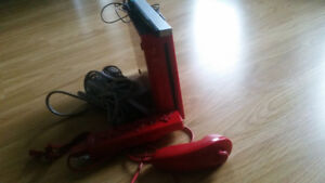 Wii console (Red)