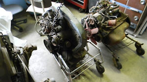 Bmw 2002 complete engines E12s 121ti 1969 1972