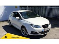 2010 SEAT Ibiza 1.6 TDI CR Sport 3dr Manual Diesel Hatchback