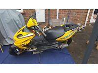 Yamaha Aerox 50cc Mo-Ped