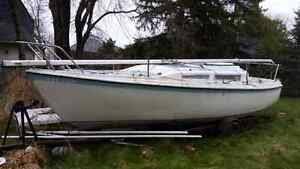 MacGregor 25' sailboat+trailer