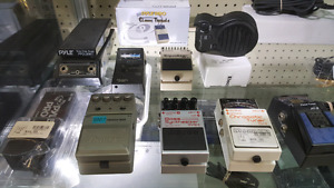 Pedals ( PRICED INDIVIDUALLY)