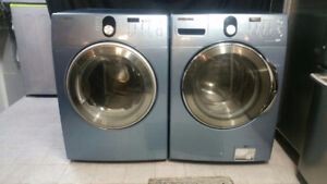 Duo Laveuse sécheuse Samsung frontal superposable washer dryer