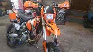 KTM 450 exc 2300$ neg