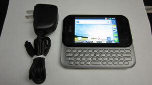 UNLOCKED LG MyTouch Q Android cellphone