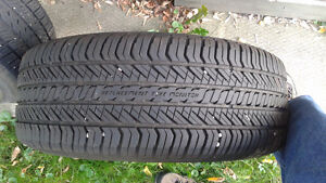 16 in Tires with Rims -  Moving $600 obo Stratford Kitchener Area image 2